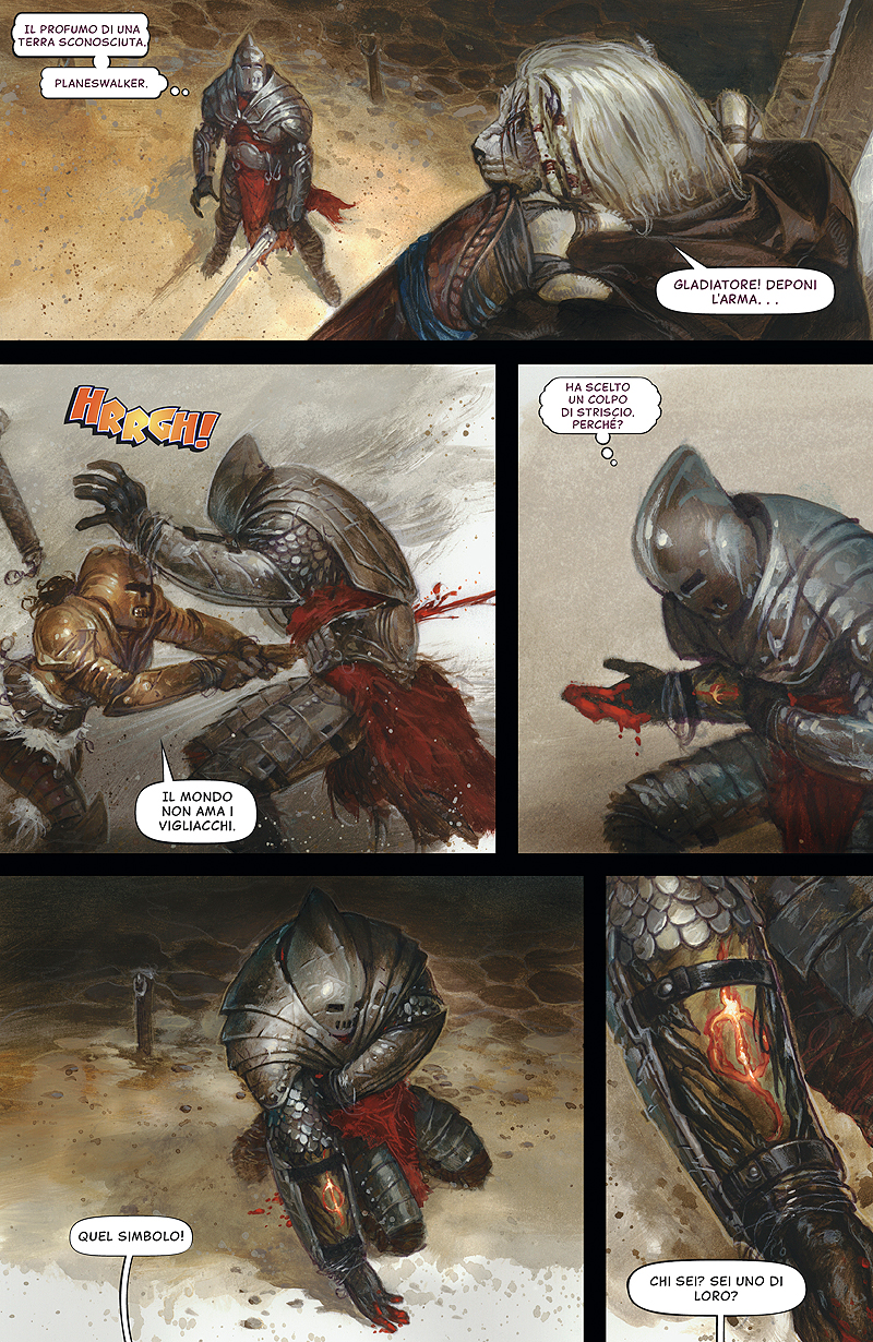 Gathering Forces, Part 1: Page 3