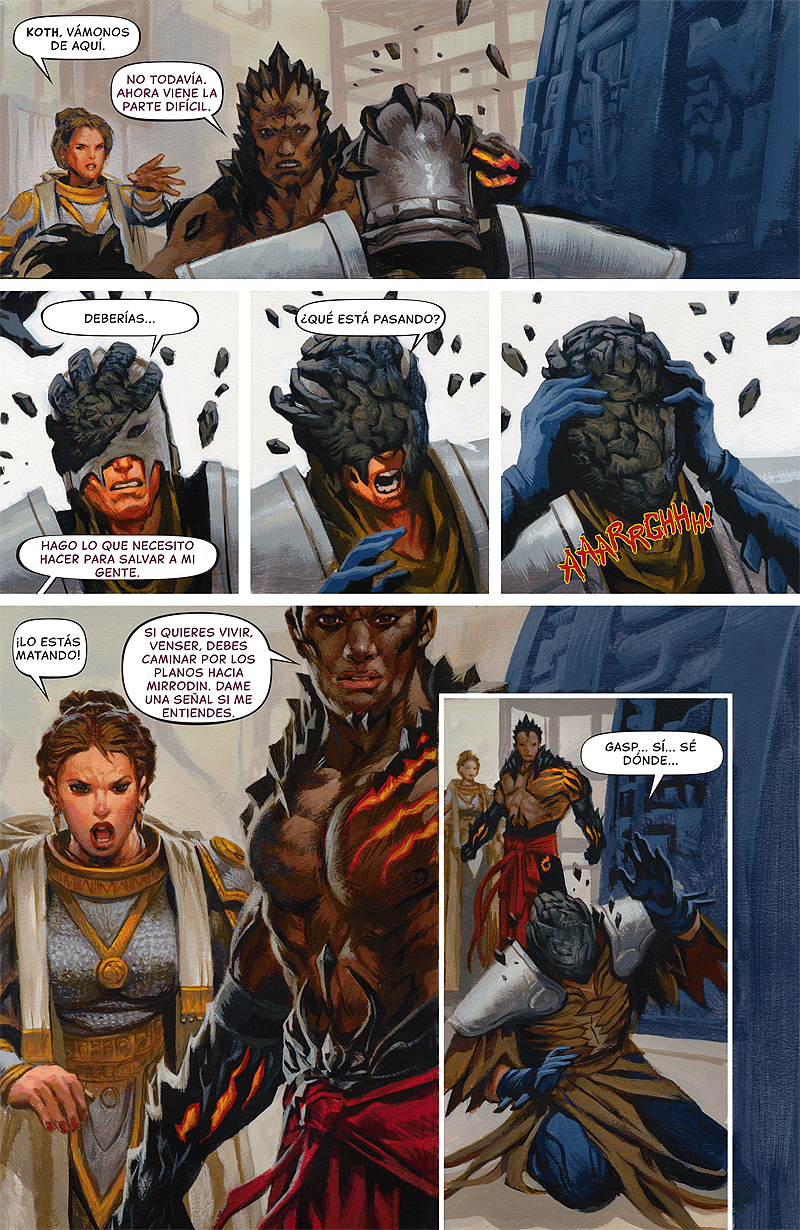 Gathering Forces, Part 3: Page 6