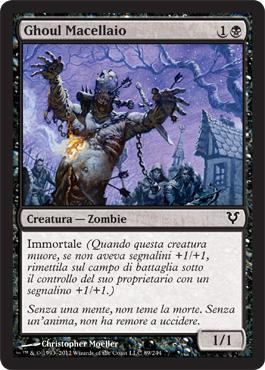 Ghoul Macellaio
