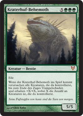 Kraterhuf-Behemoth