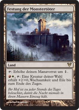 Festung der Monstertöter