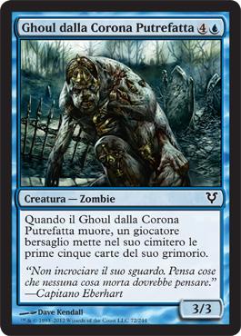 Ghoul dalla Corona Putrefatta
