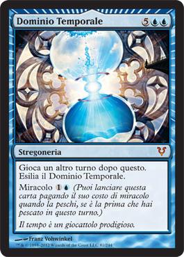 Dominio Temporale