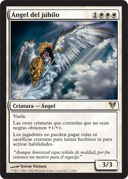 Ángel del júbilo