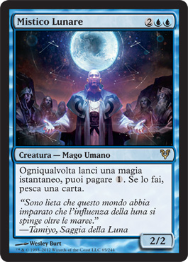 Mistico Lunare