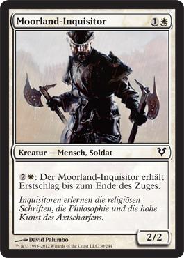 Moorland-Inquisitor