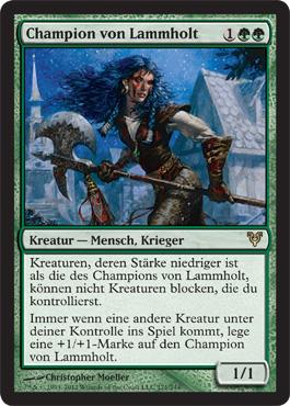 Champion von Lammholt