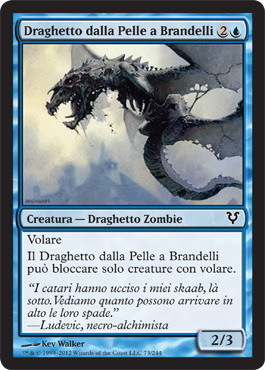 Draghetto dalla Pelle a Brandelli