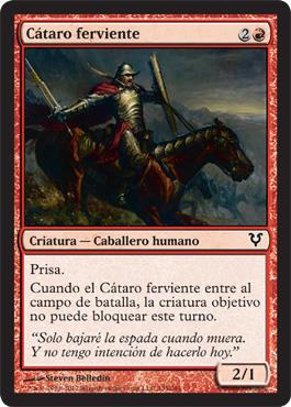 Cátaro ferviente