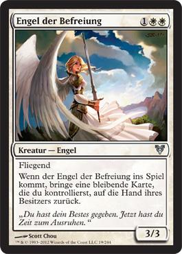 Engel der Befreiung
