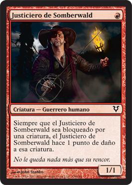 Justiciero de Somberwald