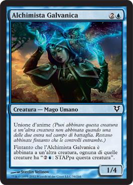 Alchimista Galvanica