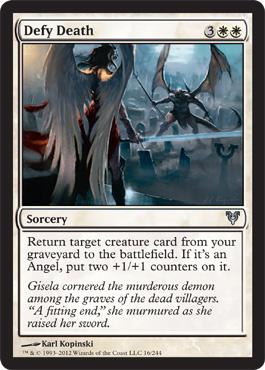 4x Angelic ArmamentsAvacyn RestoredMTG Magic Cards