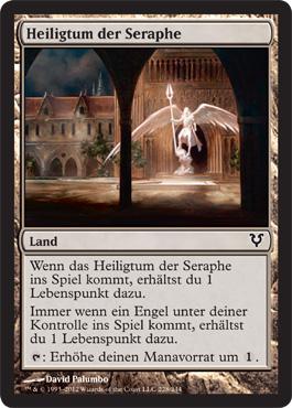 Heiligtum der Seraphe