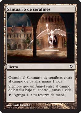 Santuario de serafines