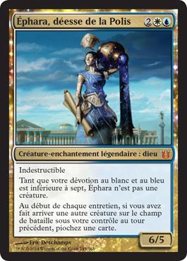 Éphara, déesse de la Polis