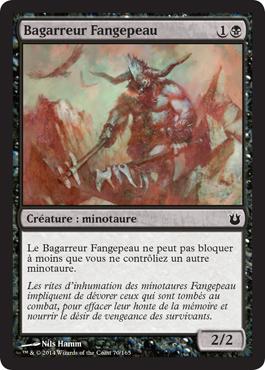 Bagarreur Fangepeau