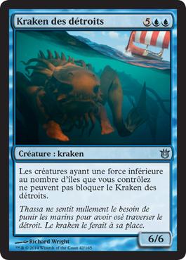 Kraken des détroits