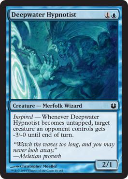 Deepwater Hypnotist