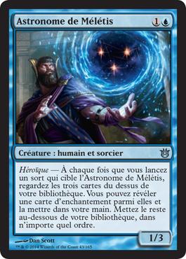 Astronome de Mélétis