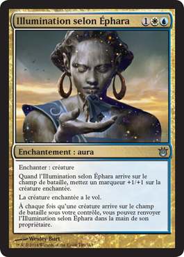 Illumination selon Éphara