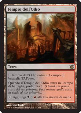 Tempio dell'Odio