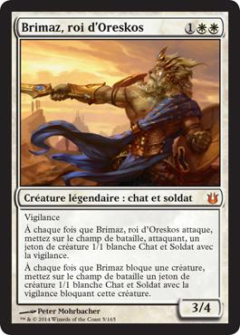 Brimaz, roi d'Oreskos