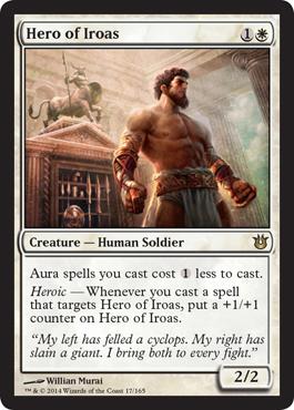 Hero of Iroas