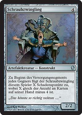 Schraubzwingling