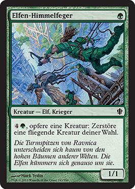 Elfen-Himmelfeger