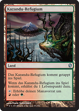 Kazandu-Refugium