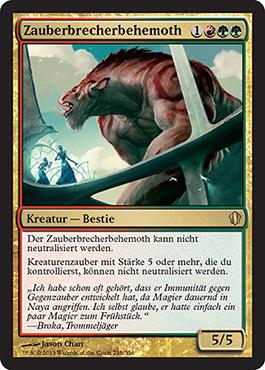 Zauberbrecherbehemoth