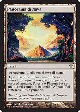 Panorama di Naya
