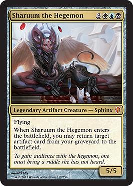 Sharuum the Hegemon