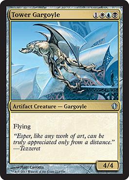 Tower Gargoyle
