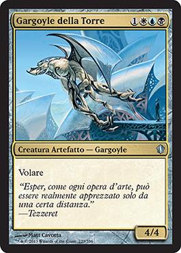 Gargoyle della Torre