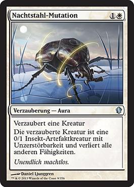 Nachtstahl-Mutation