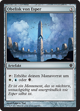 Obelisk von Esper