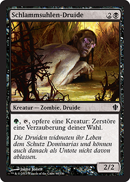 Schlammsuhlen-Druide