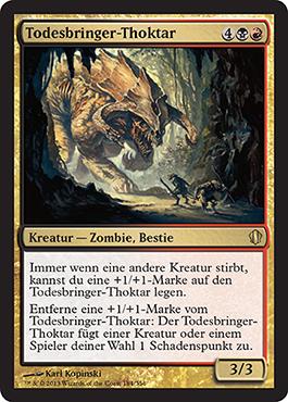 Todesbringer-Thoktar