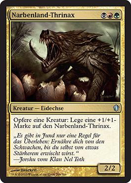 Narbenland-Thrinax
