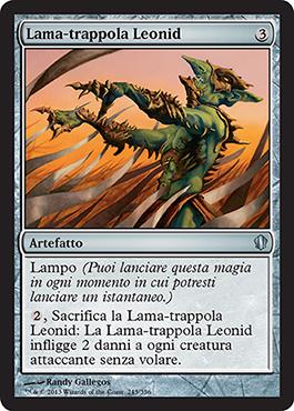 Lama-trappola Leonid