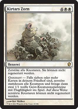 Kirtars Zorn
