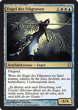 Engel des Filigranen