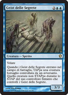 Geist delle Segrete