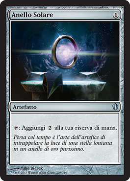 Anello Solare