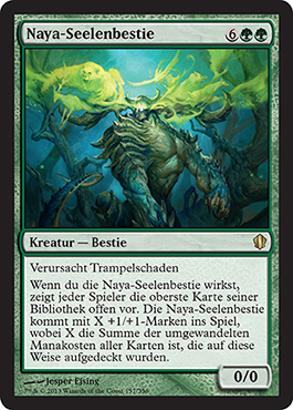 Naya-Seelenbestie