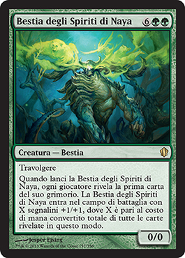 Bestia degli Spiriti di Naya