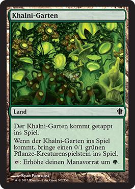 Khalni-Garten