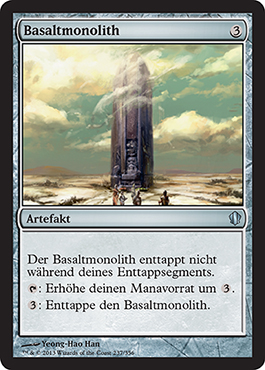 Basaltmonolith